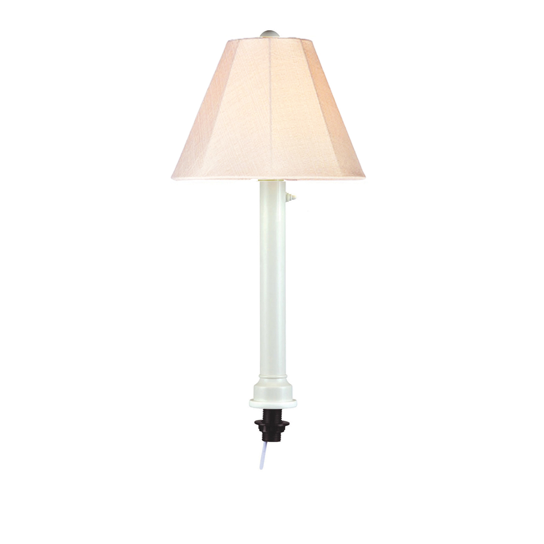 San Juan - Portable Weatherproof Umbrella Table Lamp 28