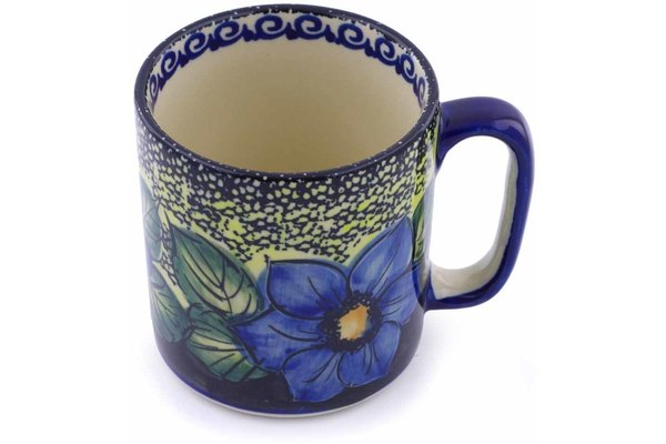 Polish Pottery Mug 12 oz by Cer-Raf