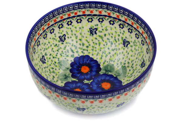 Polish Pottery Bowl 9