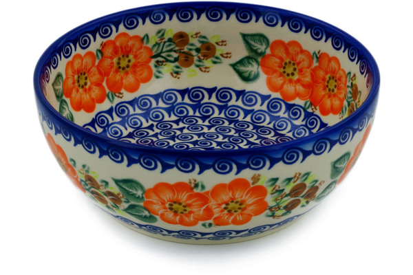 Polish Pottery Bowl 7