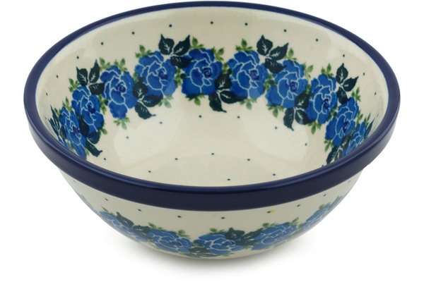 Polish Pottery Cereal / Soup Bowl 6