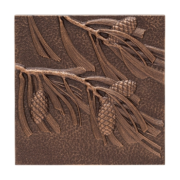Pinecone Wall Decor