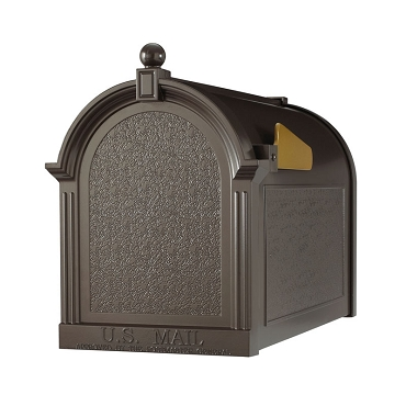 Capitol Mailbox - French Bronze