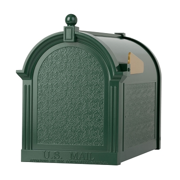 Capitol Mailbox - Green