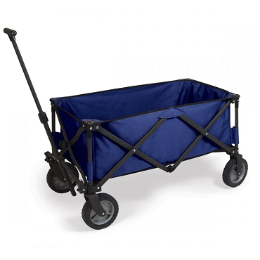 Adventure Wagon Portable Utility Wagon, (Navy Blue)