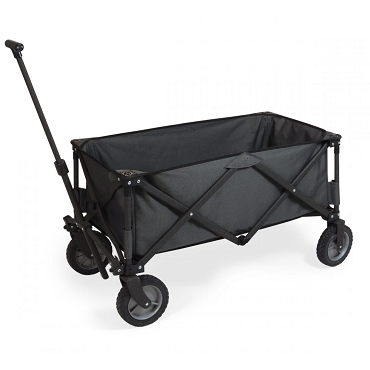 Adventure Wagon Portable Utility Wagon, (Dark Gray)