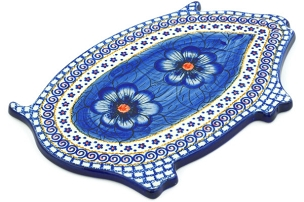 Polish Pottery Cutting Board 11