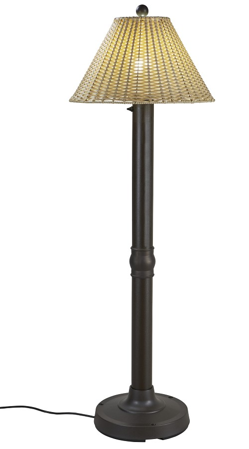 Tahiti II - Portable Weatherproof Floor Lamp