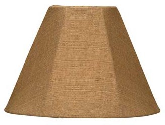 Outdoor Sunbrella Lamp Shade Cover Replacement for Catalina Lamps - Petite 10""
