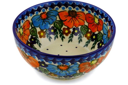 "Polish Pottery Platter 13"" by Ceramica Bona"