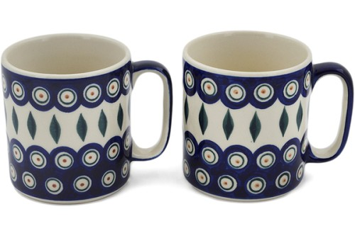 "Polish Pottery Place Setting 10"" by Ceramica Bona"