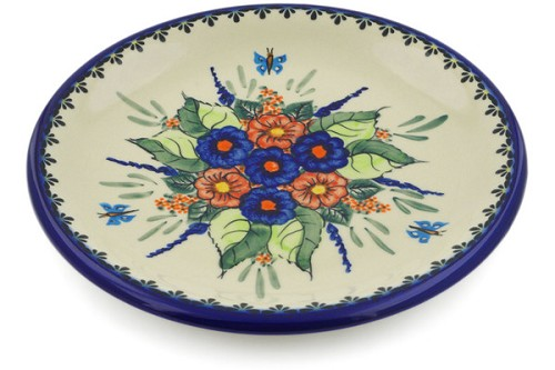 "Polish Pottery Bowl 7"" by Ceramica Bona"