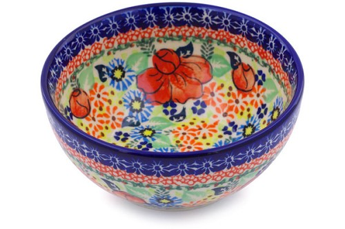 "Polish Pottery Platter 11"" by Ceramica Bona"