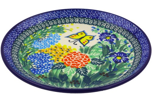 Polish Pottery Small Plate